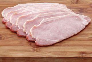 """Bacon Short Cut RLess """"TIBALDI"""""""