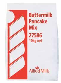 Pancake Mix Buttmilk 10kg Bag Allied