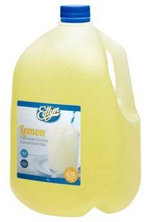 "Granita Syrup Lemon 4Lt ""Edlyn"""