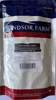 """Cinnamon Sugar """"Windsor Farms"""" 1kg"""