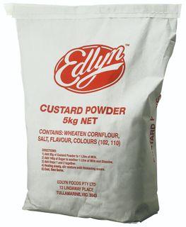 """Custard Powder 5kg """"Edlyn"""""""