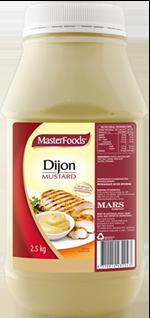 "Mustard Dijon ""Masterfoods"" 2.5kg"