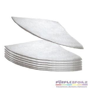 "Oil Filters 11"" Paper Cone (50)"