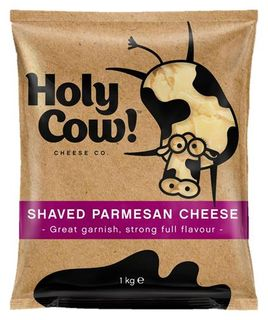 """Cheese Shaved Parmesan """"Holy Cow"""""""