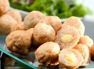 """Chicken Cheese Balls 25gm """"Specialised"""""""