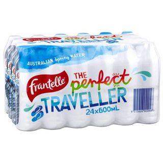 "Water 600ml ""Frantelle"" 2doz"