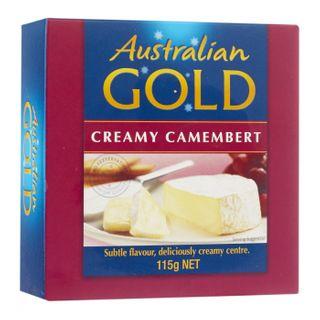 Cheese Camembert Aust Gold 115gm