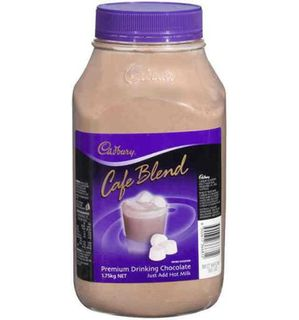 Drinking Choc Cafe Blend Premium Cadbury