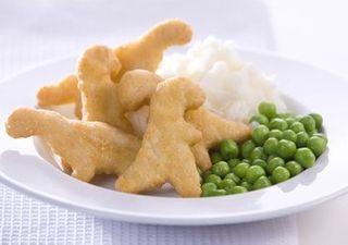 "Dino Snacks (Breast Nuggets) ""Steggles"