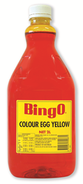 "Egg Yellow Colour ""Bingo"" 2Lt"