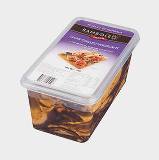 "Eggplant Char Grilled 2kg tub ""Bamboleo"""