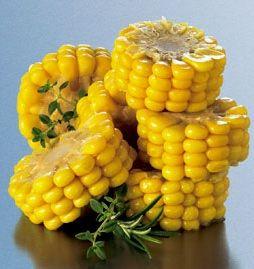 "Mini Corn Cobbs Ready to Roast""Edgell"