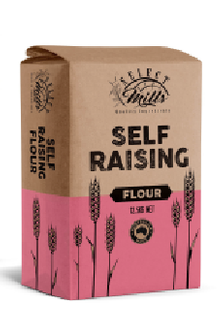 "Flour Self Raising 12.5kg ""Select Mills"""