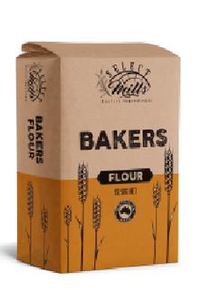 """Flour Bakers 12.5kg """"Select Mills"""""""