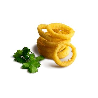 """Crumbed Panko Onion Rings """"A&T"""""""