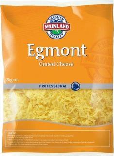 "Cheese Shredded Egmont ""Mainland"""