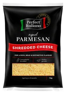 """Cheese Shredded Parmesan """"Perfect"""""""