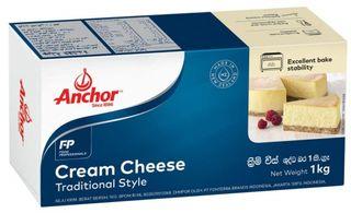 """Cheese Cream Block """"Anchor"""" 1kg"""
