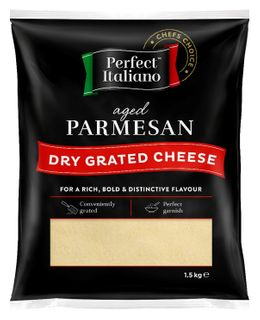 """Cheese Grated Parmesan """"Perfect"""""""