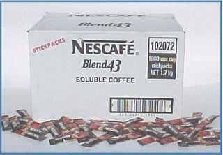 Coffee Nescafe Blend43 PC 1000x1.7gm