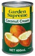Coconut Cream 400ml Tin