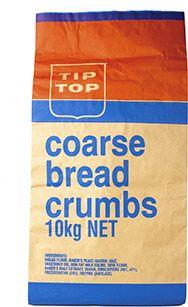 """Bread Crumbs - Coarse """"Tip Top"""""""