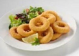 """Crumbed Squid Rings Genuine """"Sealink"""""""