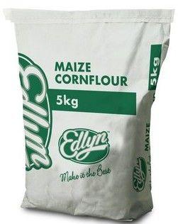 Flour Cornflour Maize GlutFree 5kg Edlyn