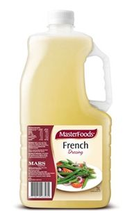 """French Dressing """"Masterfoods"""" 3Ltr"""