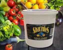 "Crushed Garlic ""Sharzules"" Gold 2kg"