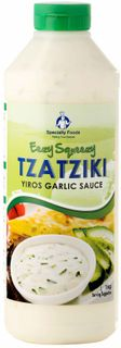 "Garlic Sauce (Tzatziki) ""SpecialtyFoods"""