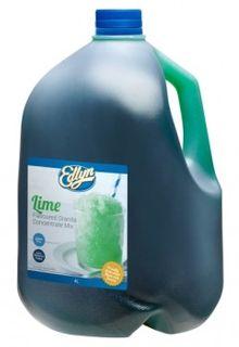 "Granita Syrup Lime 4Lt ""Edlyn"""