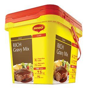 """Gravy Rich """"Maggi"""" 7.5kg Bucket"""