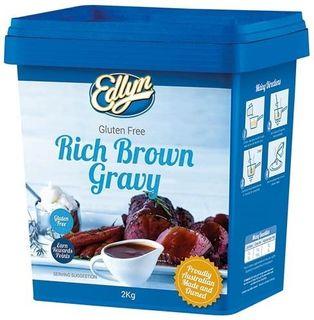 Gravy Rich Edlyn GlutFree 2kg