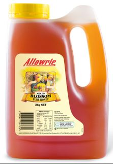 """Honey Pure 3kg Jerry Can """"Alowrie"""""""