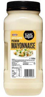 "Mayonnaise ""Zoosh"" Premium 2.65kg"