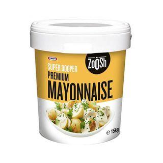"Mayonnaise ""Zoosh"" Premium 15kg TUB"