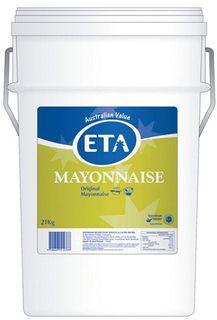 """Mayonnaise """"ETA"""" 21 kg"""