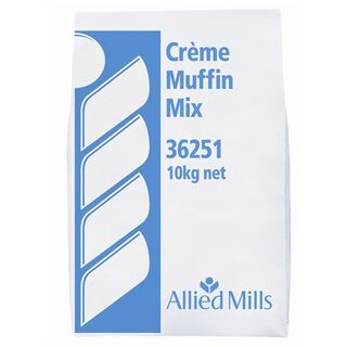 """Creme Muffin Mix 10kg Bag """"Allied"""""""