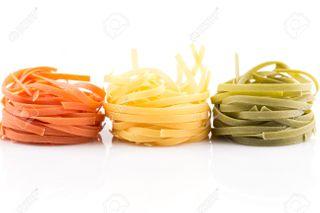 """Pasta: Fettuccine Trio """"AlliedChefs""""500g"""
