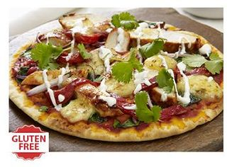 "Pizza Base 11.5"" GlutFree Large ""Mission"
