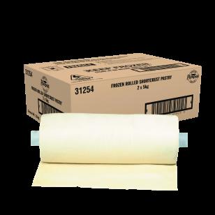 Pampas: Shortcrust Pastry Rolls 2x5kg