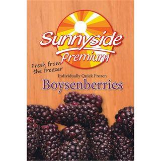 "Boysenberries Frozen IQF ""Sunnyside"""