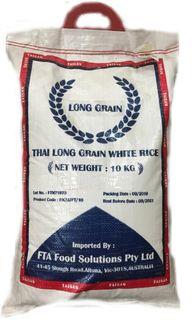 """Rice Long Grain Thai White """"Tai San"""""""