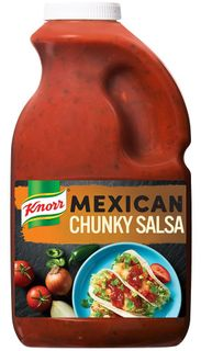 """Salsa Mild Chunky Mexican """"Knorr"""""""