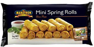 "Mini Spring Roll Beef ""Marathon"" (20)"