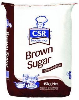 "Brown Sugar ""CSR"" 15kg"