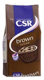 "Brown Sugar ""CSR"" 1kg"
