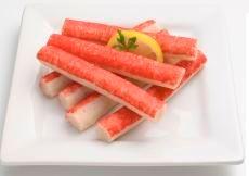 "Seafood Sticks Unwrapped ""Kamaboko"""