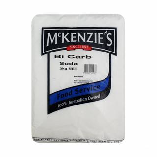 "Bi-Carb Soda 2kg BAG ""McKenzies"""